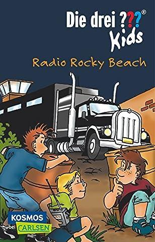 Die drei ??? Kids 2: Radio Rocky Beach (Drei Fragezeichen Buch)