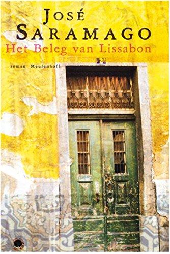 Het Beleg van Lissabon (Dutch Edition) eBook: José Saramago ...