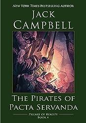 The Pirates of Pacta Servanda (Pillars of Reality Book 4) (English Edition)