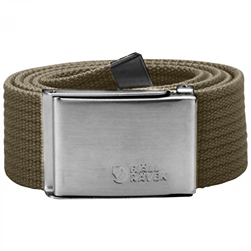 Fjällräven Gürtel Canvas Belt 77029 Taupe One size