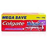 #6: Colgate Maxfresh Spicy Fresh Red Gel Toothpaste - 300 g