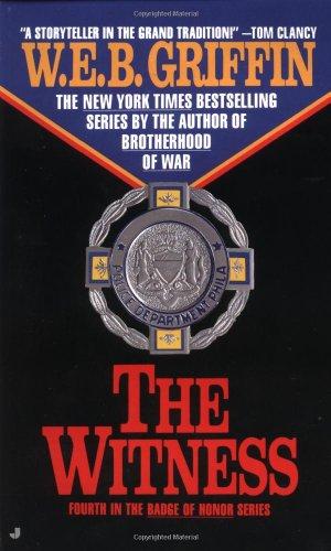 eBooks Pdf Free Download: Badge of Honor Iv: Witness (Badge of Honor Novels) RTF