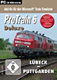 Produkt-Bild: Train Simulator - ProTrain 6 Deluxe: Lübeck - Puttgarden