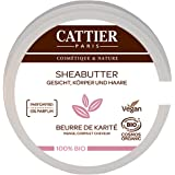 Cattier Beurre de karité bio - Le pot de 100g