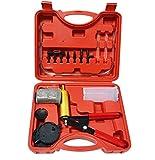 MLJ Hand Vakuumpumpe Auto Werkzeug Bremsen entlüfter Set Vakuum Pumpe Satz (Deutschland Lagerhaus)
