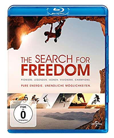 Freedom Blu Ray - The Search for Freedom [Blu-ray] [Import