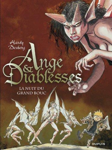 Ange et diablesses - tome 2 - La nuit du grand bouc