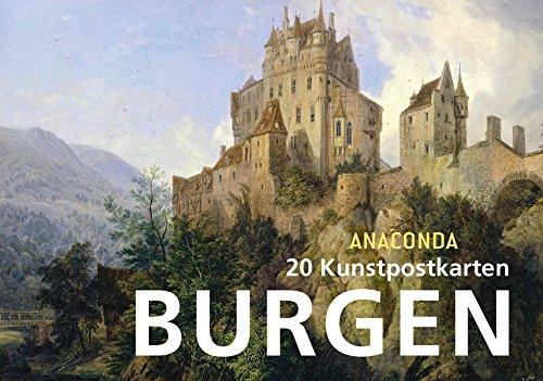 Postkartenbuch Burgen -