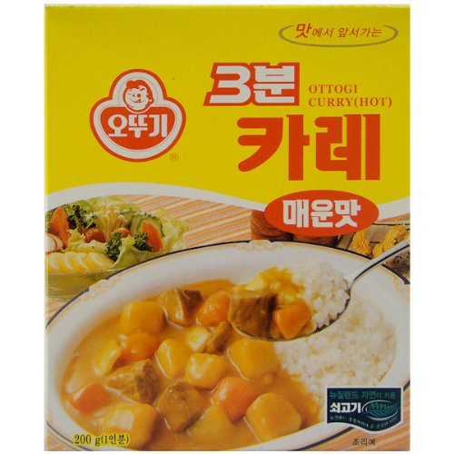ottogi-3-minutes-curry-hot-200g