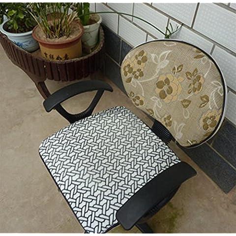 Boss peluche imbottito sedile cuscino sedia cuscino sedile sedia da