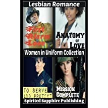 Lesbian Romance: Women in Uniform Collection: Volume 5
