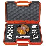 CMT Orange Tools 692.013.04 - Estuche perfiles sin contracuch. d 120x40 f 50