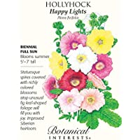 PlenTree Happy Semillas luces Hollyhock - 300 Mg - Bienal