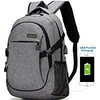 AXJa Business Travel Laptop Backpack , with USB Charging Port