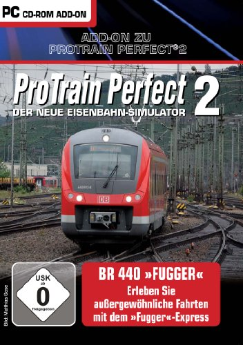 Preisvergleich Produktbild Pro Train Perfect 2 - Baureihe 440 Fugger - [PC]