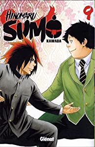 Hinomaru Sumo Edition simple Tome 9