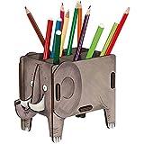 Tücherbox Elefant Stifteköcher