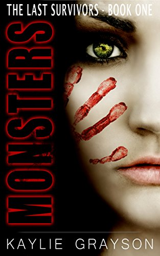 monsters-the-last-survivors-book-1-english-edition