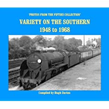 Photos's From the Fifties Collection: Variety on the Southern: 1948 - 1968 (Photos from the Fifties)