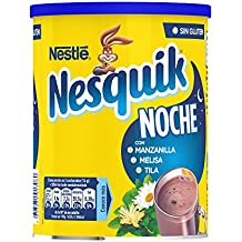 Nestlé Nesquik Noche Cacao Soluble Instantáneo ...