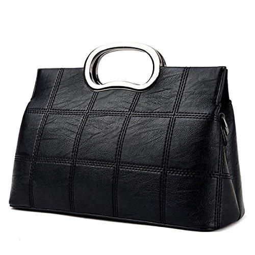 LAIDAYE Moda Signora Spalla Portatile Messenger Bag 2