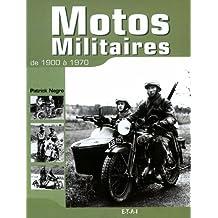 Motos militaires de 1900 à 1970