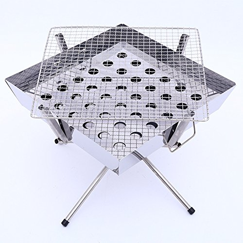 TTXIA@ Barbecue Appliances Burning Fire-Grill On The Family Barbecue Table Grill High Strength Grill (L * W * High):37*36*31.5Cm (Cm)