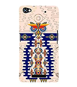 EPICCASE trendy angry bird Mobile Back Case Cover For Micromax Canvas Hue 2 A316 (Designer Case)