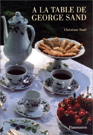 A la table de George Sand par Christiane Sand