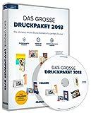 FRANZIS Das große Druckpaket 2018|2018|keine Einschränkung|zeitlich unbegrenzt|Windows 10/8.1/8/7|Disc|Disc