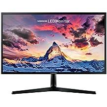 """Samsung S27F358H- Monitor de 27"""" Full HD (1920X1080 Full HD, LED, 4 ms, 250 cd/m², 1000:1, 16:09) color negro brillante"""