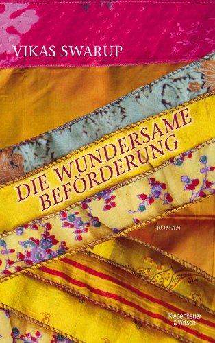 Buchseite und Rezensionen zu 'Die wundersame Beförderung: Roman' von Vikas Swarup