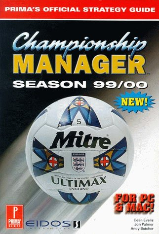 Championship Manager Season 1999/2000