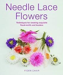 By Figen Cakir - Needle Lace Flowers