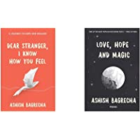 Dear Stranger, I Know How You Feel+Love, Hope and Magic(Set of 2 books)