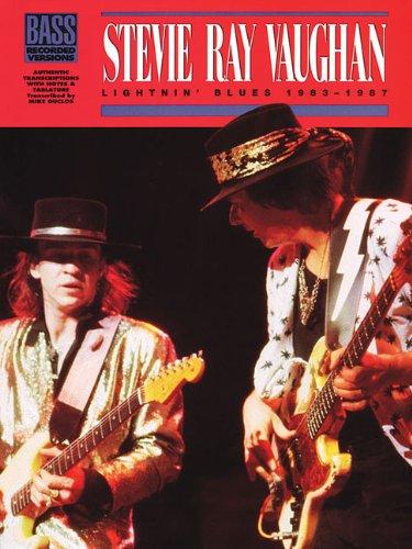 Stevie Ray Vaughan - Lightnin' Blues 1983-1987* (Bass) (Bass Recorded Versions)