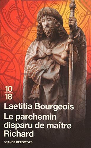 Le parchemin disparu de maître Richard (2) par Laetitia BOURGEOIS