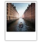 Das Beste von Pickmotion - 8 Hamburg Postkarten im Polaroid Look - PolaCards