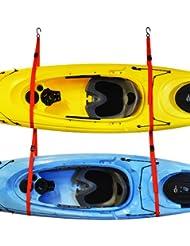 Malone Auto Racks SlingTwo Double Kayak Storage System by Malone