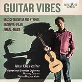 Guitar Vibes : Musique pour guitare et cordes. Elias, Quatuor Matangi, Maier.