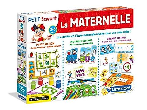 Clementoni - 62411-La Maternelle-Jeu