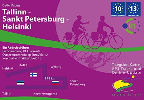 Vorhang-track-teile (Tallinn - Sankt Petersburg - Helsinki: Ein Radreiseführer: Europaradweg R1 Euroroute (Teil 2a), Ostseeküstenradweg EuroVelo 10, Iron Curtain Trail ... Karten, GPS-Tracks und Online-Update)