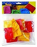Unbekannt Jovi-Tasche, 12Formen, Figuren (8) -