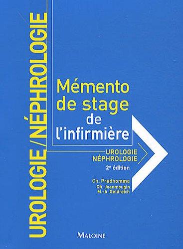 Urologie-néphrologie