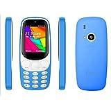 I Kall K35 2.4 Inch Unbreakable Display- Light Blue