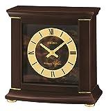 Seiko Westminster/Whittington Dual Chime Mantel Alarm Clock