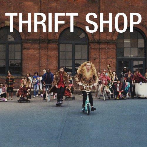 Thrift Shop (2track) - Thrift Shop