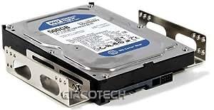 Circo 5149796 Bay Hard Disk Drive HDD Mounting Bracket Adapter Metal Kit