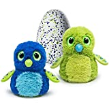 Hatchimals, draggles, verde / azul