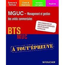MGUC - Management et gestion des unités commerciales